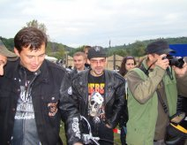 Biker Party in Prykarpattia 2008