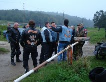 Biker Party in Prykarpattia 2010